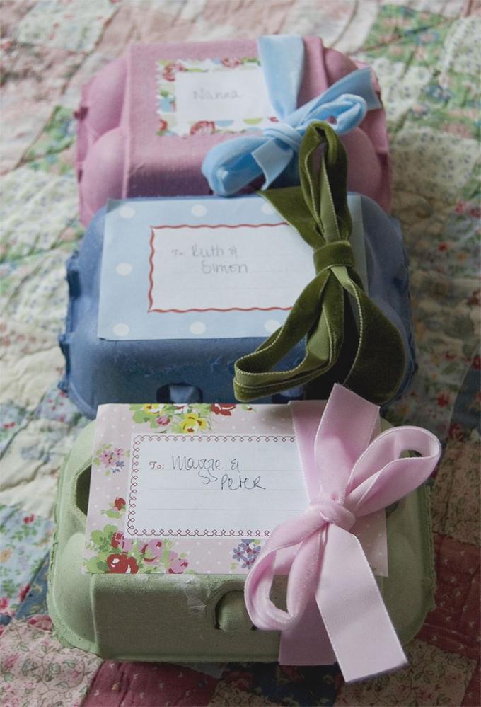 eggshell box gifts