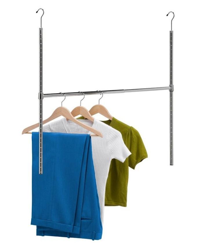 extender rod wardrobe