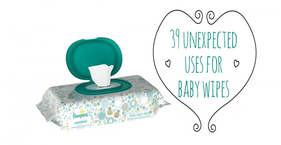 39 unexpected uses for baby wipes (they're for adults too!)