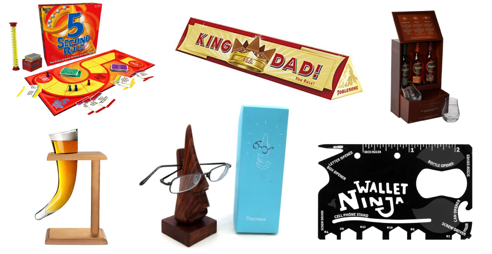 15 Father's Day gift ideas that aren't a load of rubbish