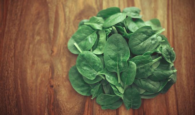 Tasty greens.