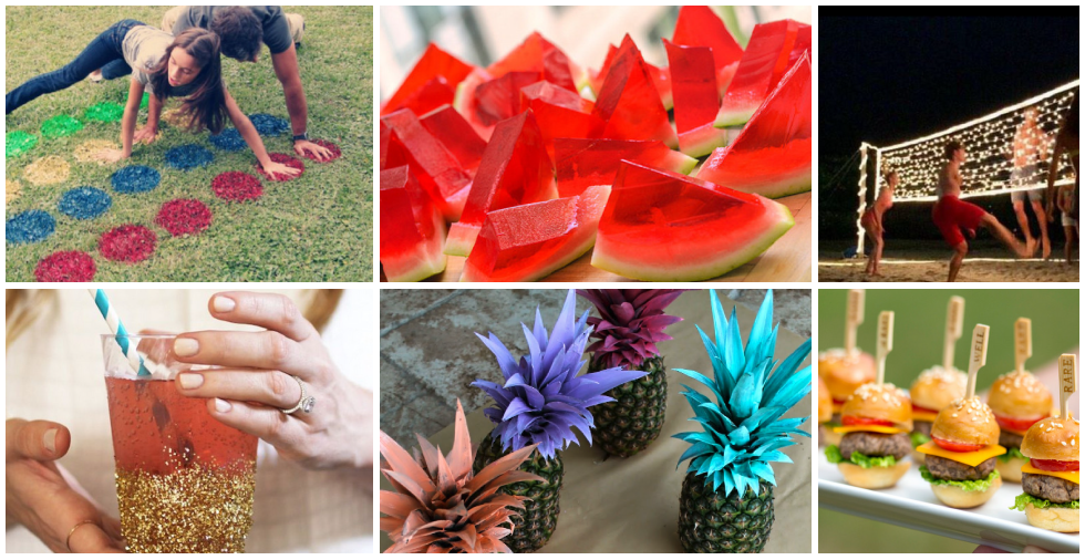 25 Awesome Ideas For The Ultimate Summer Party