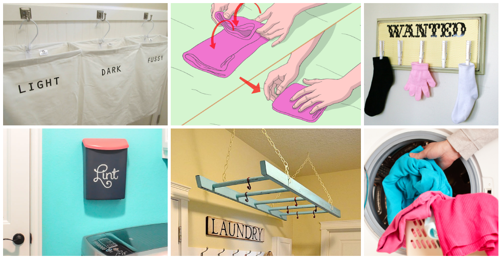 18 Ways To Save Time & Energy Doing The Laundry (If You Hate It, Read This Now!)