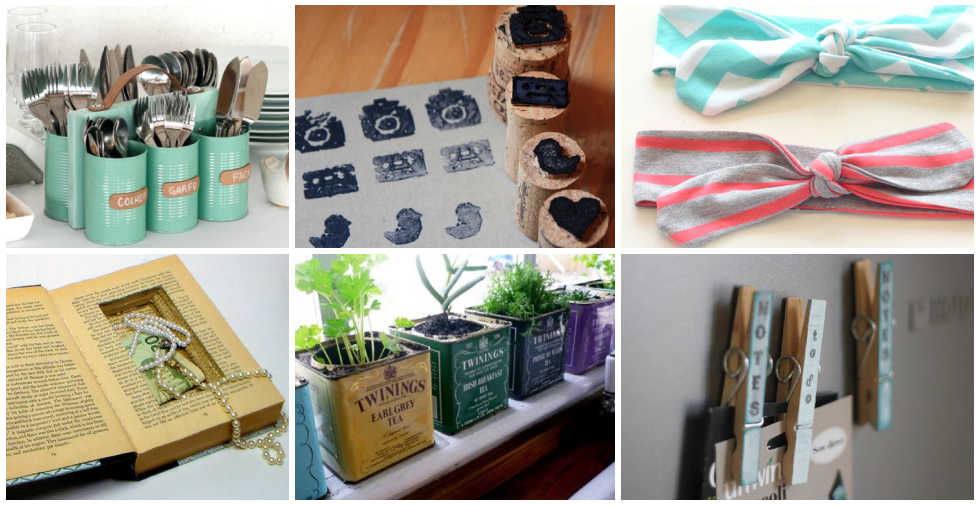 21 New & Pretty Uses For Old & Ugly Things