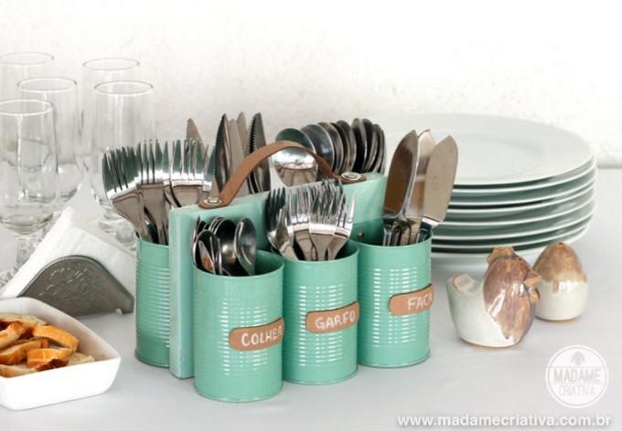 Cutlery caddy