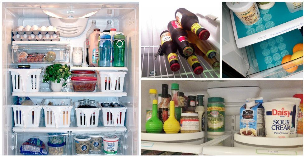 17 Hacks To Keep Your Fridge Exceptionally Clean & Organised