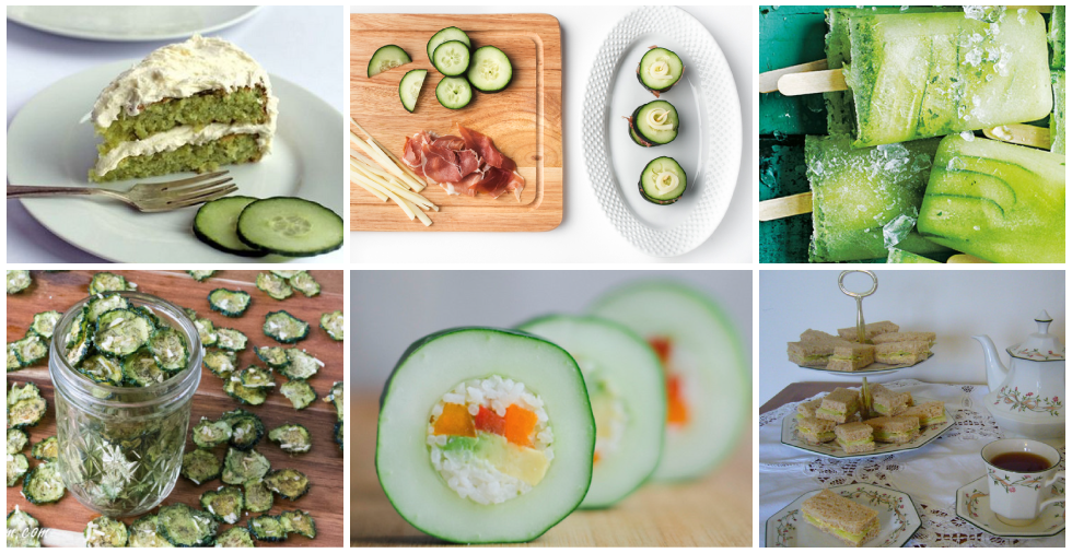 21 Fascinating Uses For Cucumbers That'll Make You Go WOW