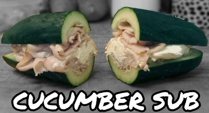 Cucumber sub