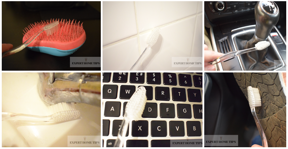 22 Weird & Wonderful Uses For Your Used Toothbrush