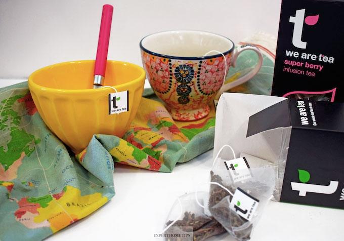 We Are Tea tea bags