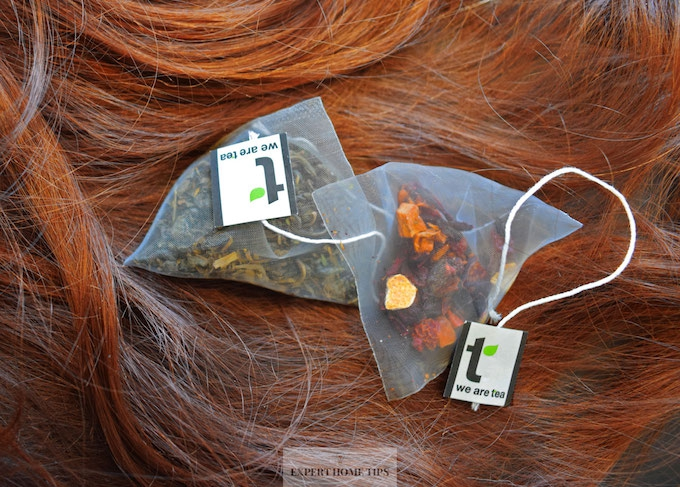 We are tea & hair