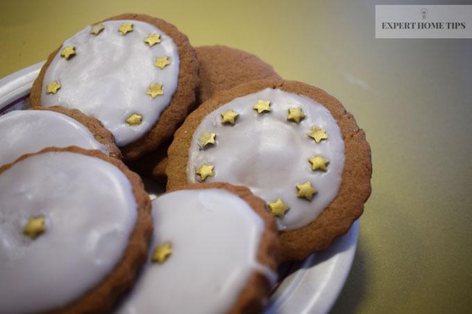 Christmas charity cookies