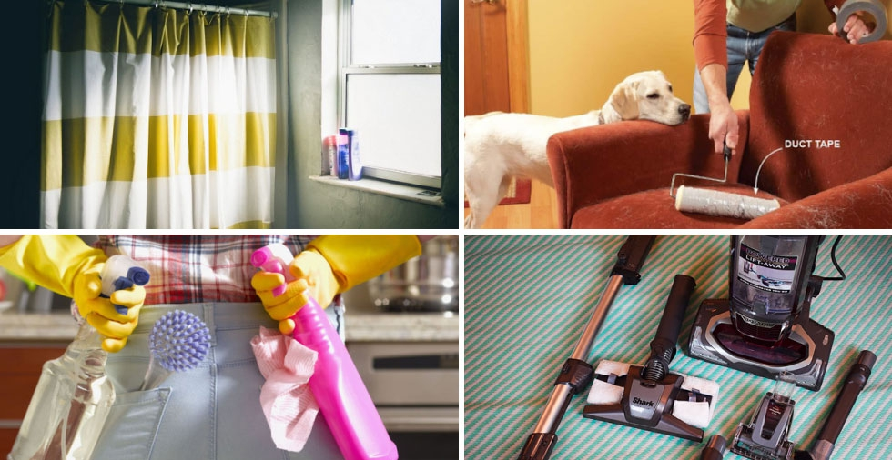 18 NEW Cleaning Tips To Keep Your Home Incredibly Clean