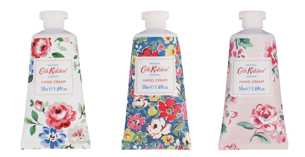 Free Giveaway: Cath Kidston Hand Cream
