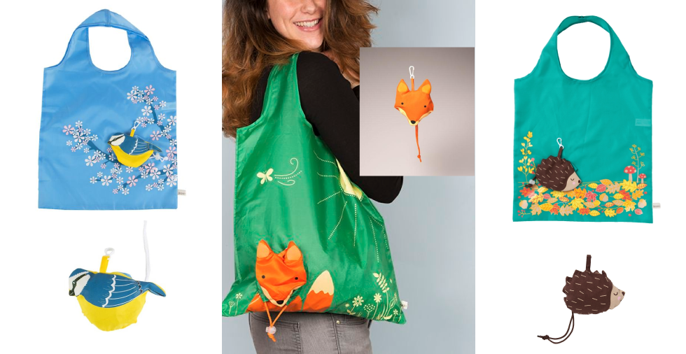 Free Giveaway: Foldaway Shopping Bag