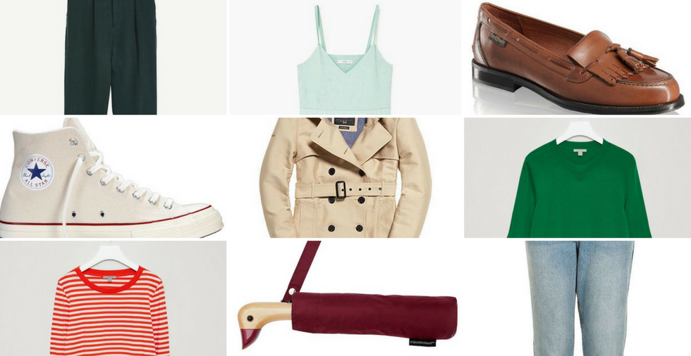 10 Spring Style Essentials Guaranteed To Make You Look AMAZING