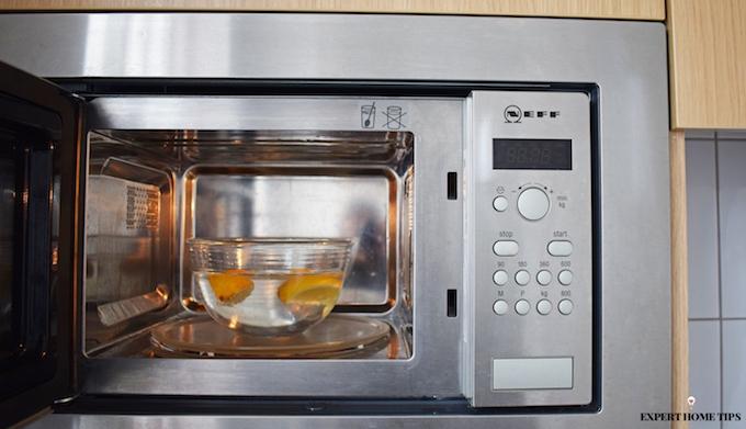 microwave steaming