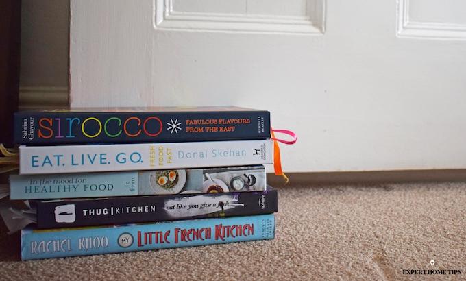 books as doorstop