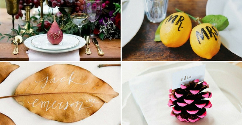 16 Easy Ways To Decorate Your Dream Wedding On The Cheap