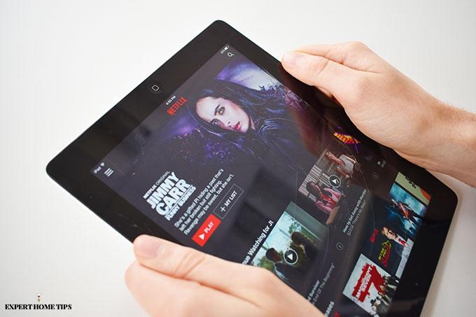 Netflix on the iPad
