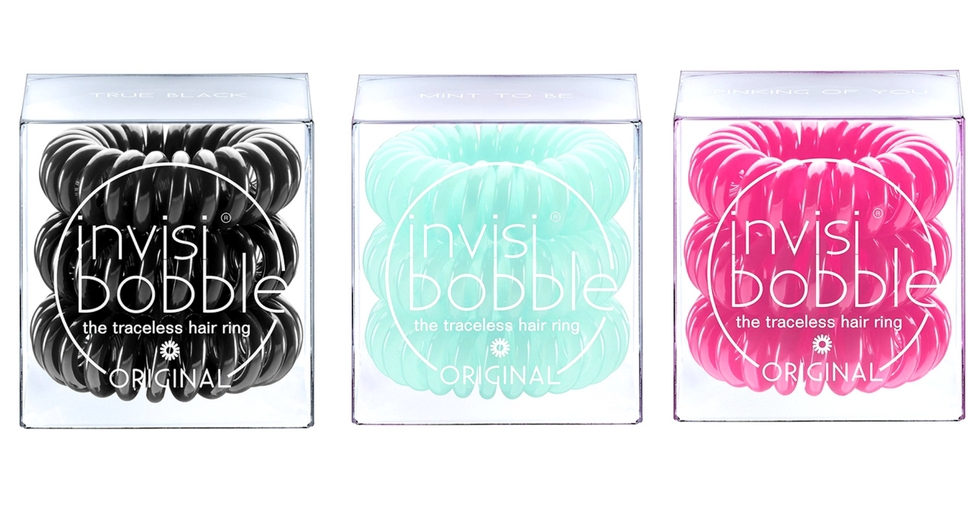 Free Giveaway: invisibobble hair tie
