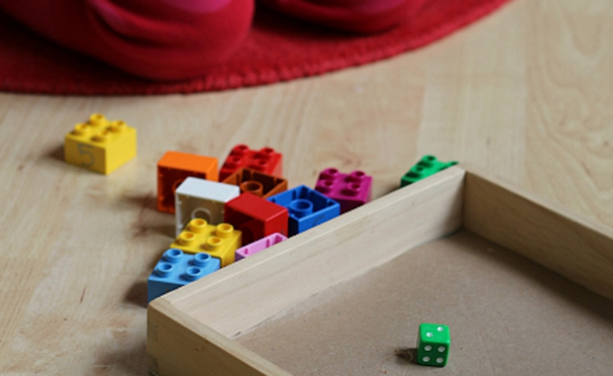 teach kids maths with lego parenting tip