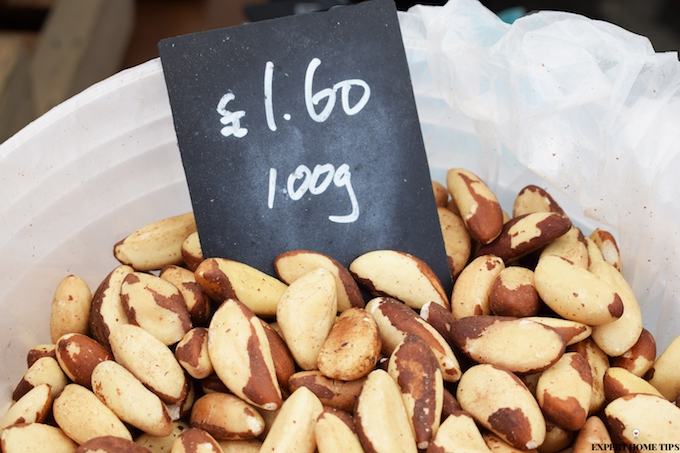 nuts for omega fatty acids