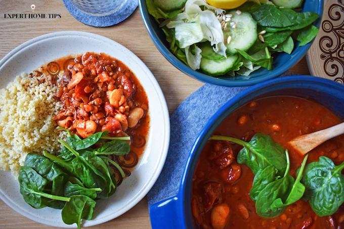 pancetta bean stew
