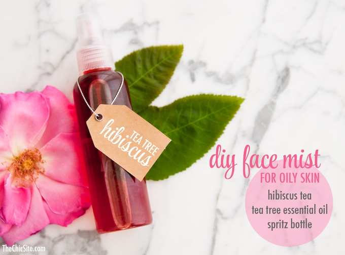 DIY FACE MIST SPRAY