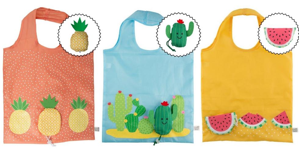 Free Giveaway: Foldaway Shopping Bag