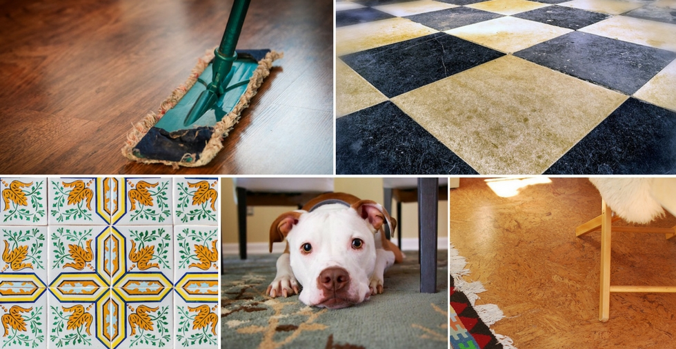 How To Clean Floors: 23 Secret Tips YOU Need To Know