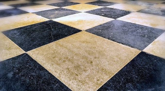 HOW TO CLEAN STONE FLOORING