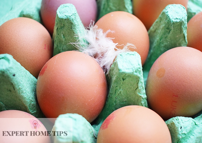 How to poach eggs using clingfilm