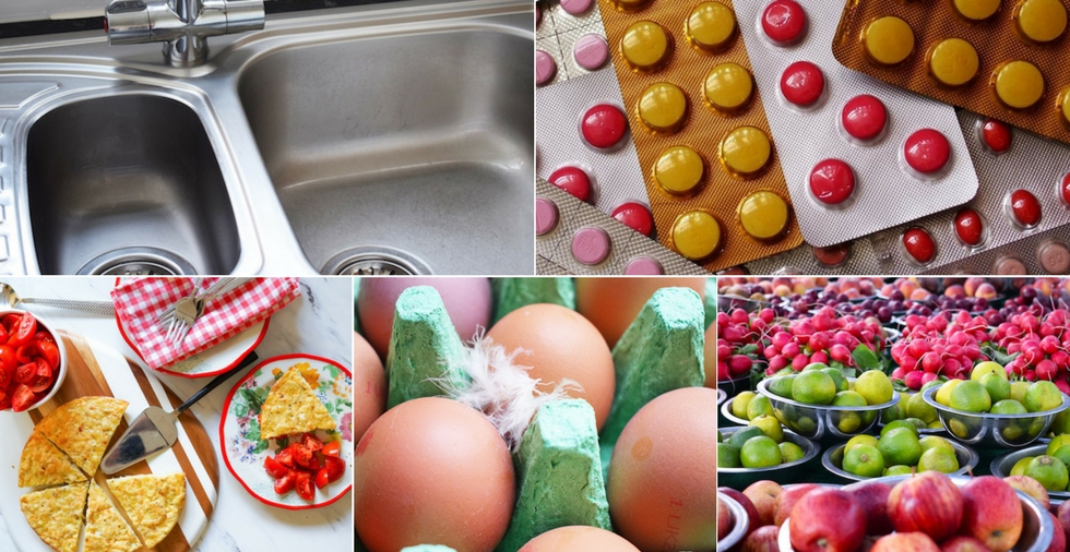 12 Things You Should NEVER Put Down The Kitchen Sink