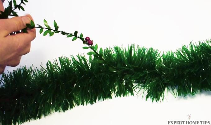 How to make Christmas bunting