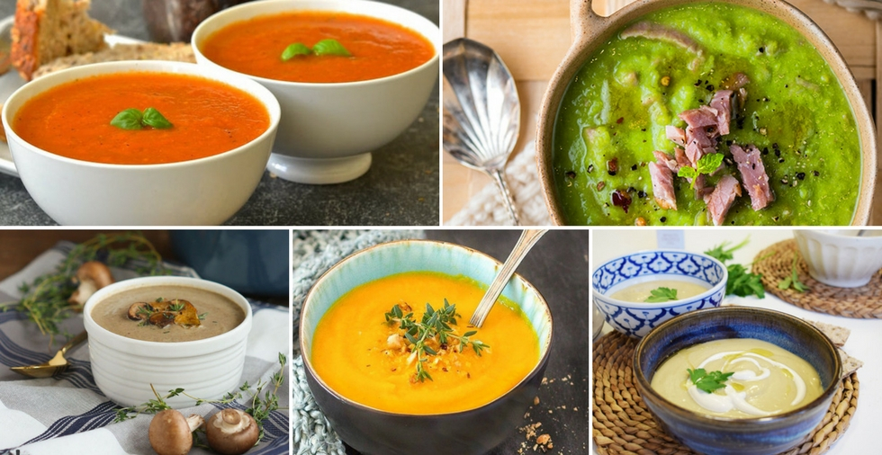 The ultimate classic winter soup recipe round-up