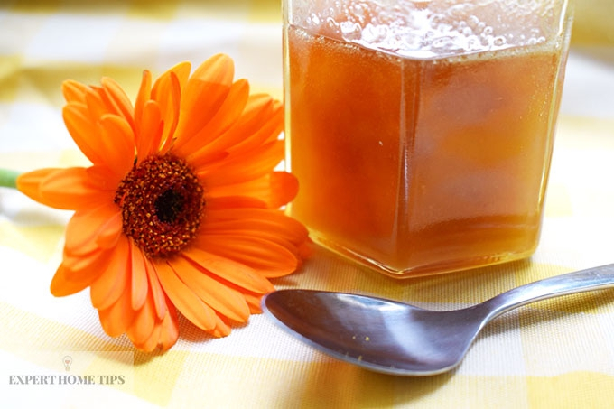 how to get rid of a cold with honey