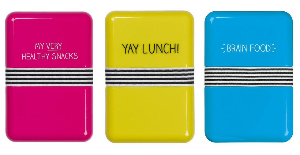 Happy Jackson Lunchboxes