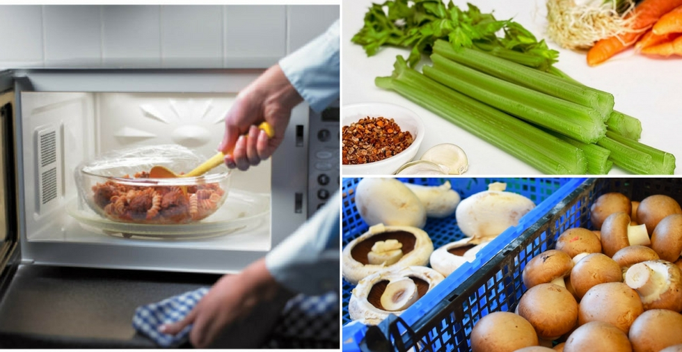 Reheating Food 8 Foods You Should Never Reheat In The