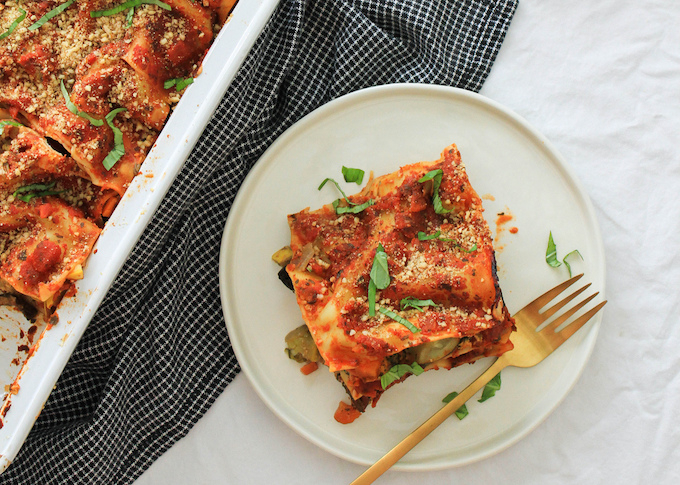 vegan lasagne recipe for meat free monday