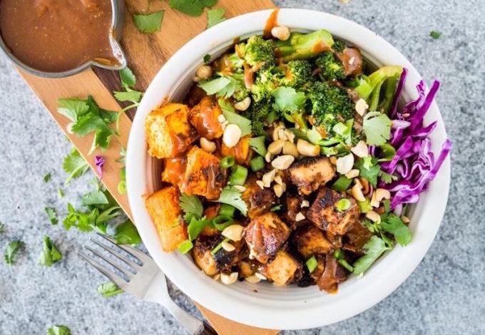 thai tofu recipe