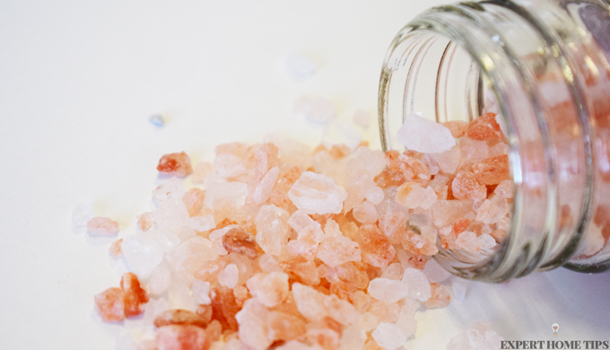 Himalayan rose salt