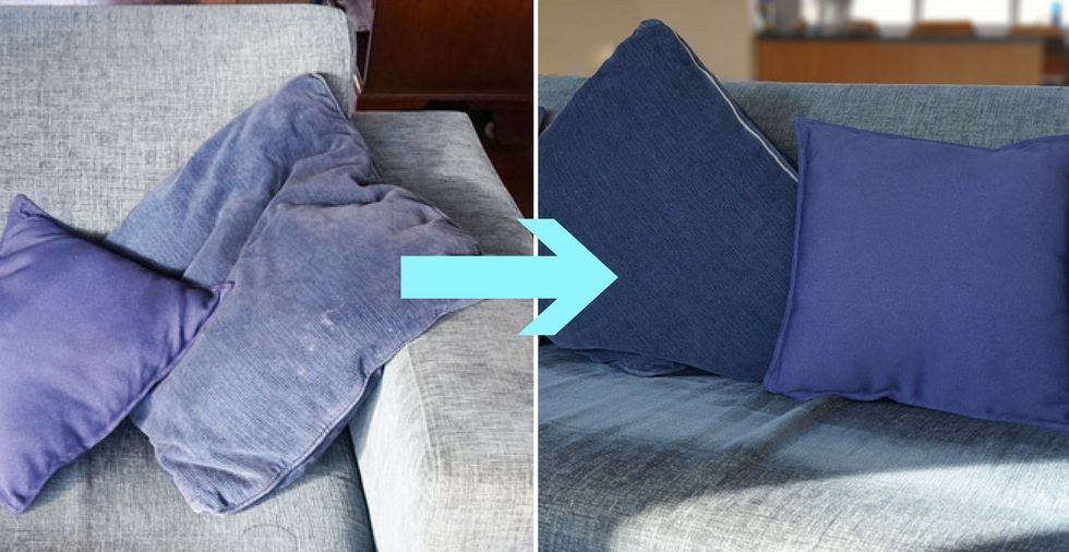 The Best Way To Clean Upholstery (Using Just One Ingredient!)