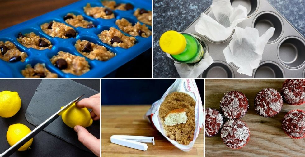 21 brilliant baking hacks (that every cook should know in 2018!)