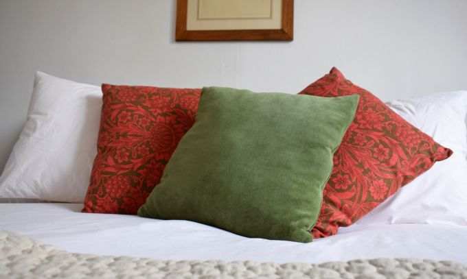 throw pillows vintage