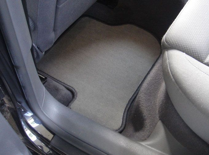 fitted car mats
