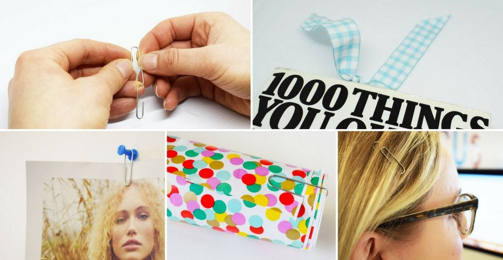 25 NEW Uses For Paperclips (That Are Surprisingly Useful)