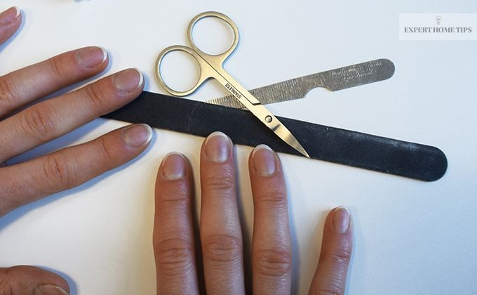 how to get long strong nails