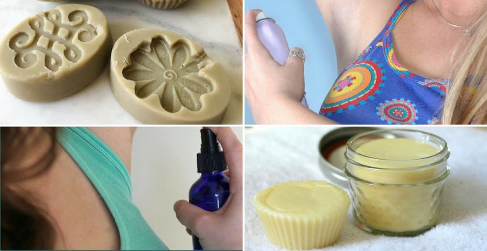 Homemade Deodorant: 9 Of The Most Effective, All-Natural Recipes