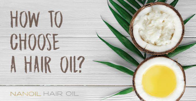 hair oil nanoil